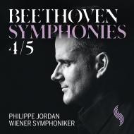 交響曲第5番『運命』、第4番 フィリップ・ジョルダン&ウィーン交響楽団