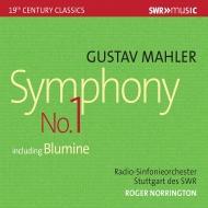 交響曲第1番『巨人』(花の章付き) ロジャー・ノリントン&シュトゥットガルト放送交響楽団
