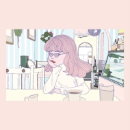 Lukewarm / 最低な日曜日 feat.鶴岡龍(LUVRAW)(7インチシングルレコード)
