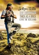 Thick As A Brick: Live In Iceland: ジェラルドの汚れなき世界 完全再現ツアー ・ライヴ イン アイスランド 2012 (DVD+2CD)