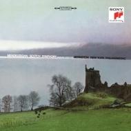 交響曲第3番『スコットランド』、第4番『イタリア』、フィンガルの洞窟 レナード・バーンスタイン&ニューヨーク・フィル