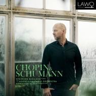 Chopin Piano Concerto No.1, Schumann : Bjelland(P)Eggen / Norwegian Radio Orchestra