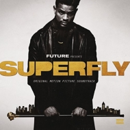 Superfly オリジナルサウンドトラック (ゴールド&ブラック・ヴァイナル仕様/2枚組アナログレコード)