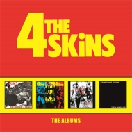 Albums: 4cd Clamshell Boxset