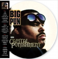 Capital Punishment (20th Anniversary Picture Disc)(ピクチャーディスク仕様/2枚組アナログレコード)