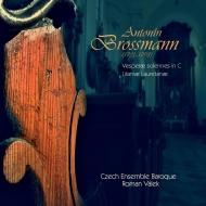 Vesperae Solennes: R.valek / Czech Ensemble Baroque +antonin Masat: Te Deum
