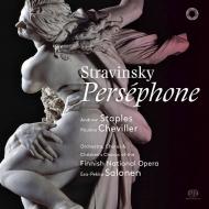 『ペルセフォーヌ』 エサ=ペッカ・サロネン&フィンランド国立歌劇場管弦楽団、アンドリュー・ステープルズ、他