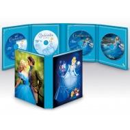 シンデレラ MovieNEXコレクション [ブルーレイ+DVD](期間限定)
