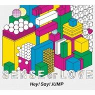 SENSE or LOVE 【初回限定盤】(2CD+DVD)