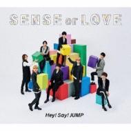 SENSE or LOVE 【通常盤/初回プレス】