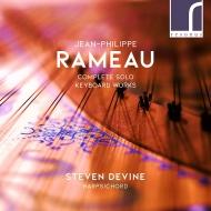鍵盤のための作品全集 スティーヴン・デヴァイン(チェンバロ)(3CD)