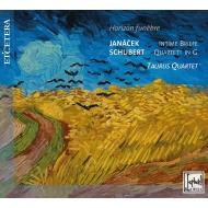 シューベルト:『死と乙女』、ヤナーチェク:『クロイツェル・ソナタ』 タウルス四重奏団