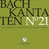 カンタータ集 第21集〜第24番、第79番、第80番 ルドルフ・ルッツ&バッハ財団管弦楽団