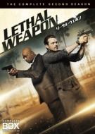 リーサル・ウェポン<セカンド・シーズン>DVD コンプリート・ボックス(4枚組)