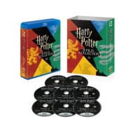 【初回限定生産】 ハリー・ポッター 8-Film Set <バック・トゥ・ホグワーツ 仕様>ブルーレイ(8枚組)