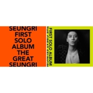 First Solo Album: THE GREAT SEUNGRI