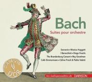 Orch.suite, 1-4, : Huggett / R.goodman / Fasolis / Cafe Zimmermann