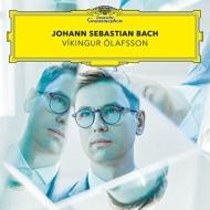 『バッハ〜鍵盤楽器のための作品集』 ヴィキングル・オラフソン(ピアノ)