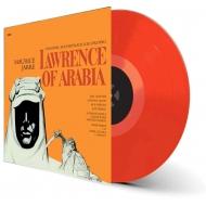 アラビアのロレンス Lawrence Of Arabia オリジナルサウンドトラック (カラーヴァイナル仕様/180グラム重量盤レコード/waxtime in color)