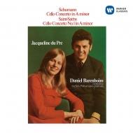 Jacqueline du Pre(Vc)Barenboim / New Philharmonia, ECO : Schumann, Saint-Saens, Haydn, Boccherini Cello Concertos (Single Layer)