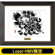 モンスターストライク 墨絵 ファインアート(モーツァルト獣神化)【Loppi・HMV限定】