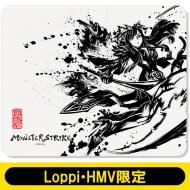 モンスターストライク 墨絵 マルチスマホケース(マナ神化)【Loppi・HMV限定】