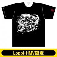 モンスターストライク 墨絵 Tシャツ M(マナ神化)【Loppi・HMV限定】