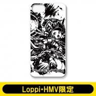 モンスターストライク 墨絵 iPhoneケース(モーツァルト獣神化)【Loppi・HMV限定】