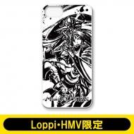 モンスターストライク 墨絵 iPhoneケース(源義経獣神化)【Loppi・HMV限定】