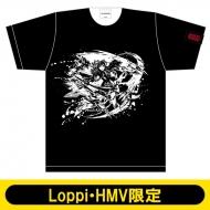 モンスターストライク 墨絵 Tシャツ XL(マナ神化)【Loppi・HMV限定】
