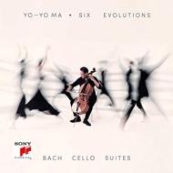 無伴奏チェロ組曲全曲〜シックス・エヴォリューションズ〜 ヨーヨー・マ(2017)(3枚組アナログレコード/Sony Classical)