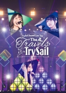 """TrySail Second Live Tour """"The Travels of TrySail"""" 【初回生産限定盤】(2Blu-ray+CD)"""