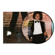 Off The Wall (2018 Picture Vinyl)(ピクチャー仕様/アナログレコード)