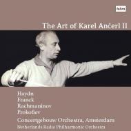 フランク:交響曲、プロコフィエフ:古典交響曲、ハイドン:ロンドン、他 カレル・アンチェル&コンセルトヘボウ、オランダ放送フィル、他(1969、70年ステレオ)(2CD)