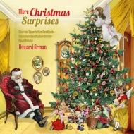『モア・クリスマス・サプライズ』 ハワード・アーマン&バイエルン放送合唱団、ミュンヘン放送管弦楽団