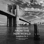 交響曲第9番「新世界より」:ヴァーツラフ・ノイマン指揮&チェコ・フィルハーモニー管弦楽団 (180グラム重量盤レコード/Supraphon)