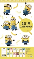 ミニオン / 2019年カレンダー