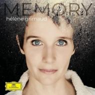 「メモリー」〜ジムノペディ第1番(サティ)、バガテル第1番(シルヴェストロフ)、他:エレーヌ・グリモー(ピアノ)(アナログレコード/Deutsche Grammophon)