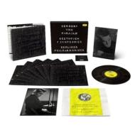 ヘルベルト・フォン・カラヤン&ベルリン・フィル / 交響曲全集デラックスLPセット (8枚組/180グラム重量盤レコード)