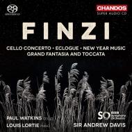 チェロ協奏曲、エクローグ、他 ポール・ワトキンス、ルイ・ロルティ、アンドルー・デイヴィス&BBC交響楽団