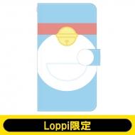 手帳型スマートフォンケース(パステル)【Loppi限定】