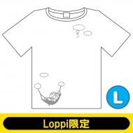 ハンモック柄Tシャツ(L)【Loppi限定】