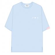 ハーフスリーブTシャツ(BLUE)サイズL / 2018 SEVENTEEN CONCERT 'IDEAL CUT' IN JAPAN Official Goods