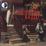 『チェロのカントラル・ボイス』 コンラート・ブローメンダール