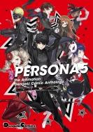 PERSONA5 the Animation 電撃コミックアンソロジー 電撃コミックスEX