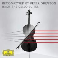 無伴奏チェロ組曲 リコンポーズド・バイ・ピーター・グレグソン (3枚組アナログレコード)