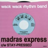Madras Express / Stay-Pressed (7インチシングルレコード)