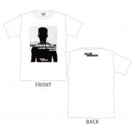 LIGHT>DARKNESS フォトTシャツ[M] / WHITE