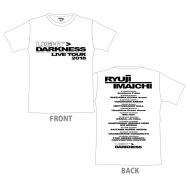 LIGHT>DARKNESS ツアーTシャツ[S] / WHITE