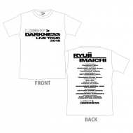 LIGHT>DARKNESS ツアーTシャツ[M] / WHITE